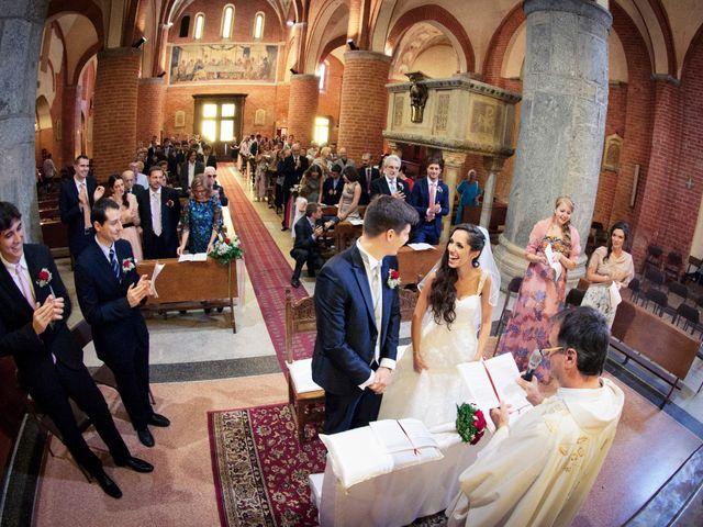Il matrimonio di Marco e Chiara a Nembro, Bergamo 47
