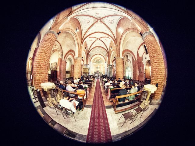 Il matrimonio di Marco e Chiara a Nembro, Bergamo 48
