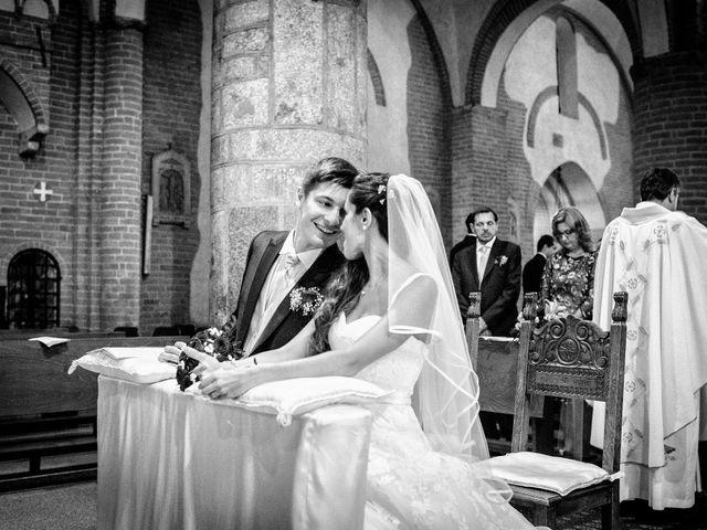 Il matrimonio di Marco e Chiara a Nembro, Bergamo 49
