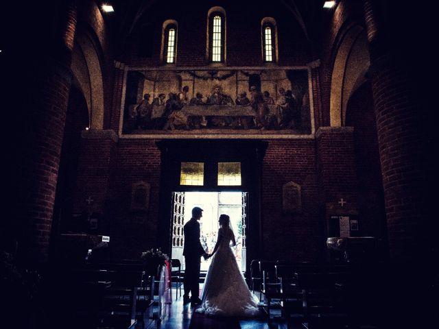 Il matrimonio di Marco e Chiara a Nembro, Bergamo 51