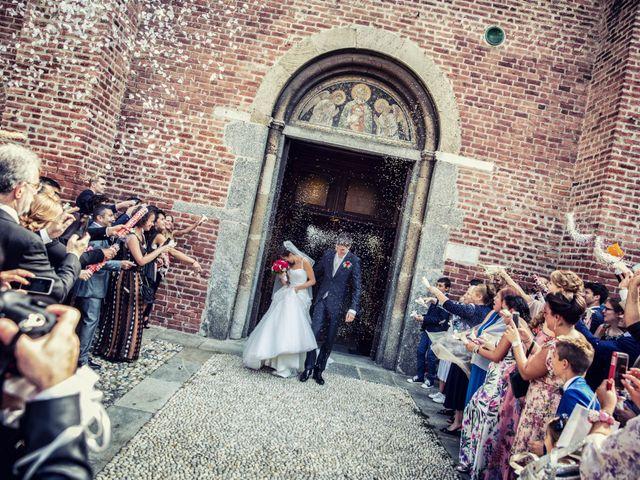 Il matrimonio di Marco e Chiara a Nembro, Bergamo 52