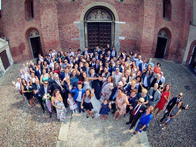 Il matrimonio di Marco e Chiara a Nembro, Bergamo 54
