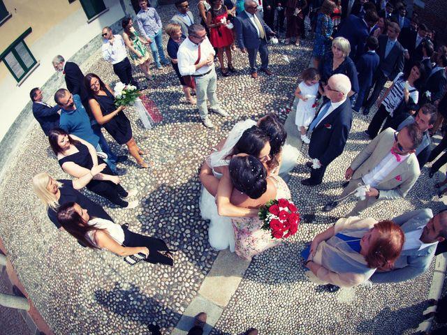 Il matrimonio di Marco e Chiara a Nembro, Bergamo 57