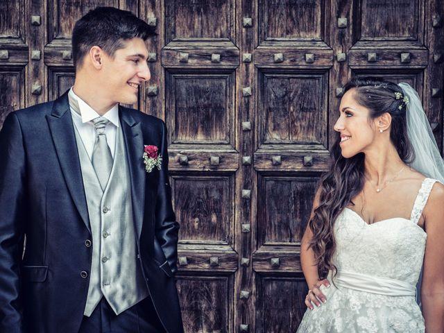 Il matrimonio di Marco e Chiara a Nembro, Bergamo 60