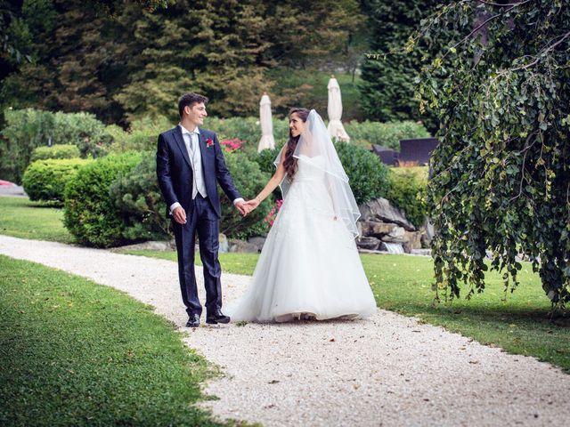 Il matrimonio di Marco e Chiara a Nembro, Bergamo 72