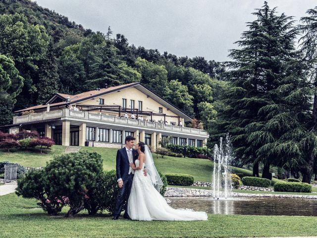 Il matrimonio di Marco e Chiara a Nembro, Bergamo 73