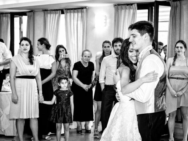 Il matrimonio di Marco e Chiara a Nembro, Bergamo 79