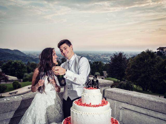 Il matrimonio di Marco e Chiara a Nembro, Bergamo 87
