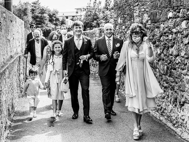 Il matrimonio di Davide e Serena a Domaso, Como 2