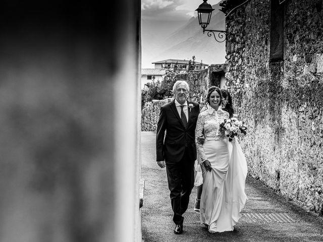 Il matrimonio di Davide e Serena a Domaso, Como 6