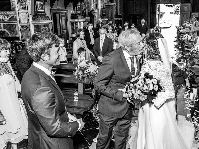 Il matrimonio di Davide e Serena a Domaso, Como 16