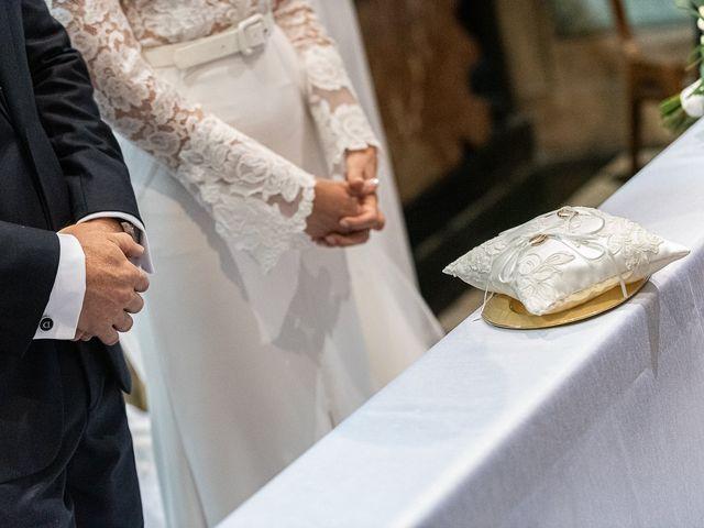 Il matrimonio di Davide e Serena a Domaso, Como 17