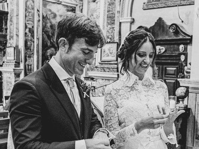Il matrimonio di Davide e Serena a Domaso, Como 22
