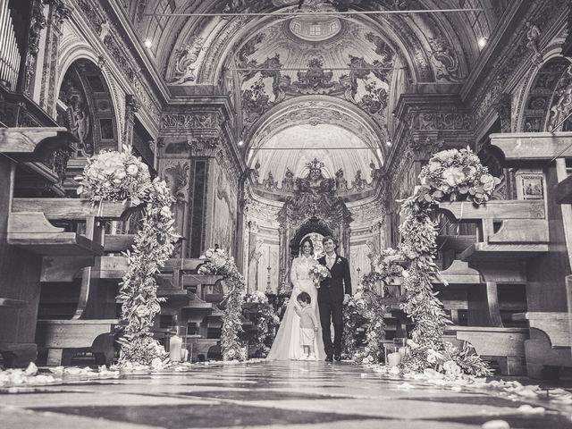 Il matrimonio di Davide e Serena a Domaso, Como 31