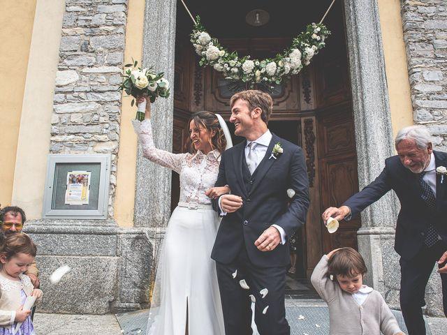 Il matrimonio di Davide e Serena a Domaso, Como 32