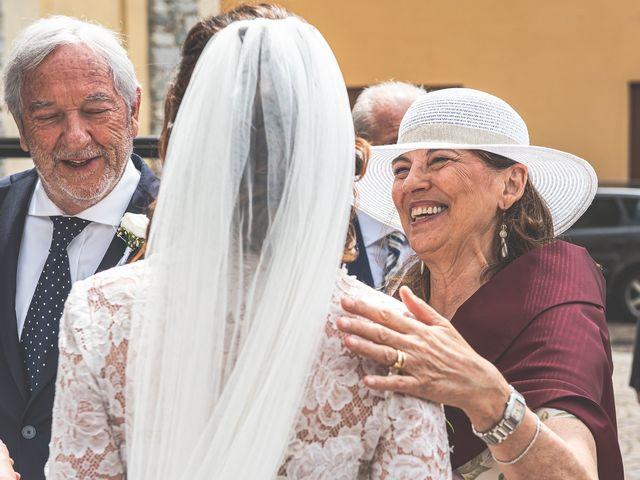 Il matrimonio di Davide e Serena a Domaso, Como 35