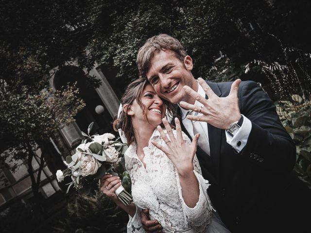 Il matrimonio di Davide e Serena a Domaso, Como 48