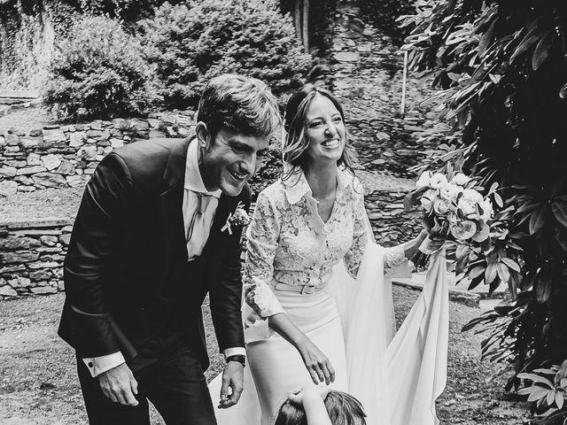 Il matrimonio di Davide e Serena a Domaso, Como 53