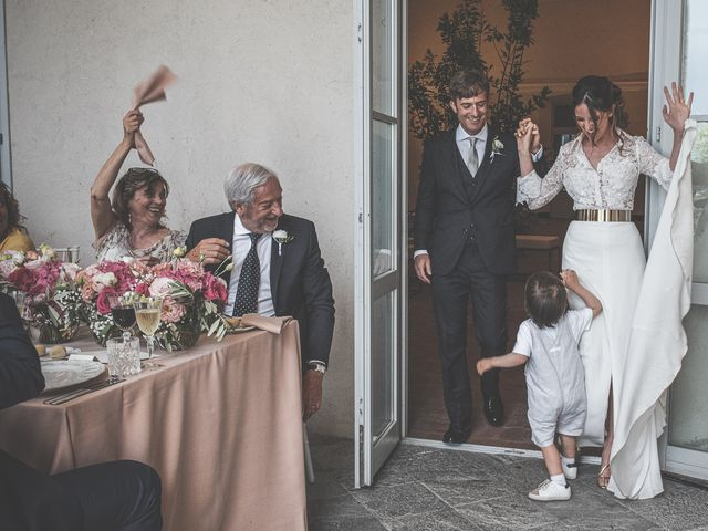 Il matrimonio di Davide e Serena a Domaso, Como 60