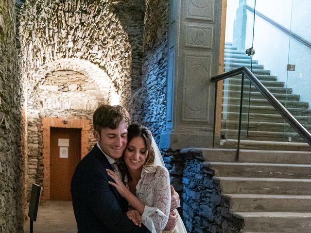 Il matrimonio di Davide e Serena a Domaso, Como 64
