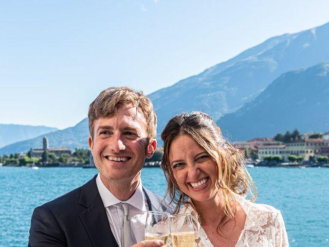 Il matrimonio di Davide e Serena a Domaso, Como 76