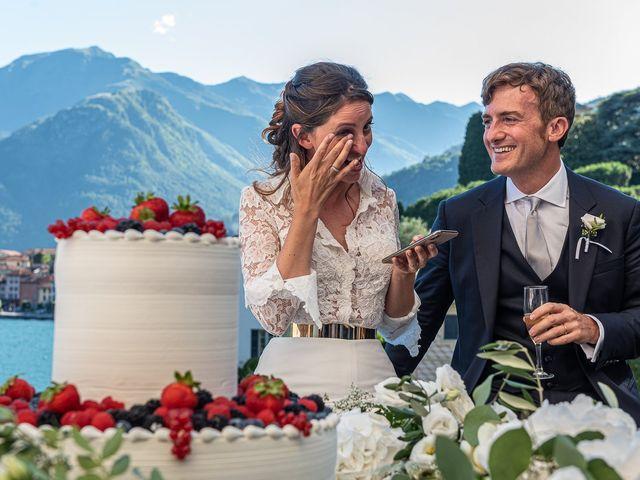 Il matrimonio di Davide e Serena a Domaso, Como 78