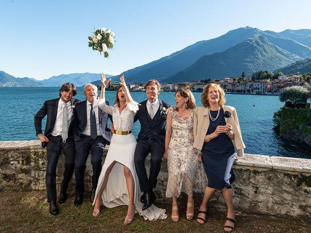 Il matrimonio di Davide e Serena a Domaso, Como 82