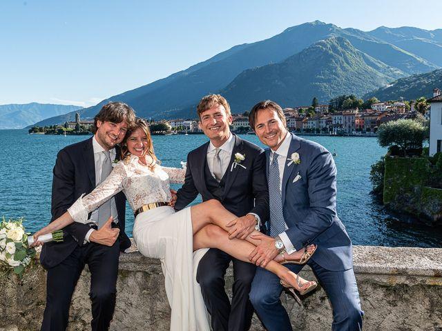 Il matrimonio di Davide e Serena a Domaso, Como 83