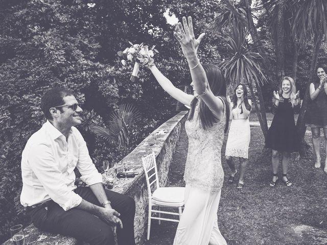 Il matrimonio di Davide e Serena a Domaso, Como 93