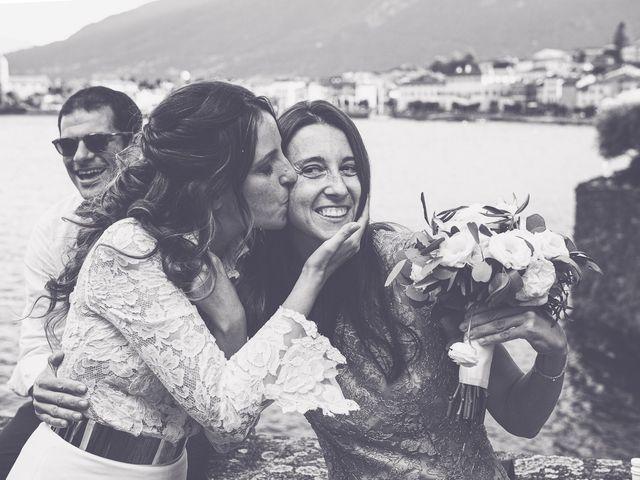 Il matrimonio di Davide e Serena a Domaso, Como 95