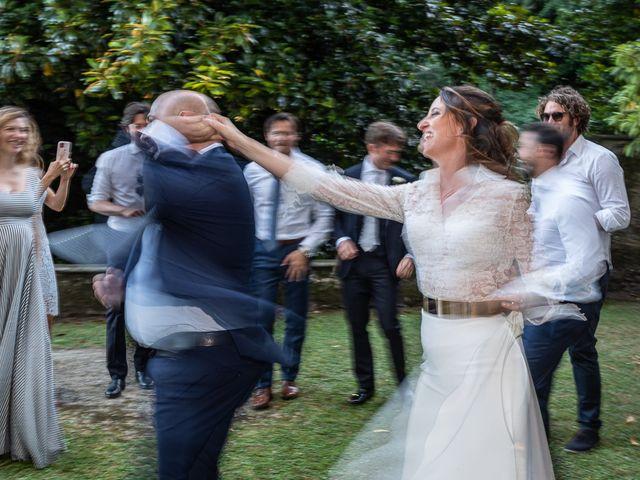Il matrimonio di Davide e Serena a Domaso, Como 102