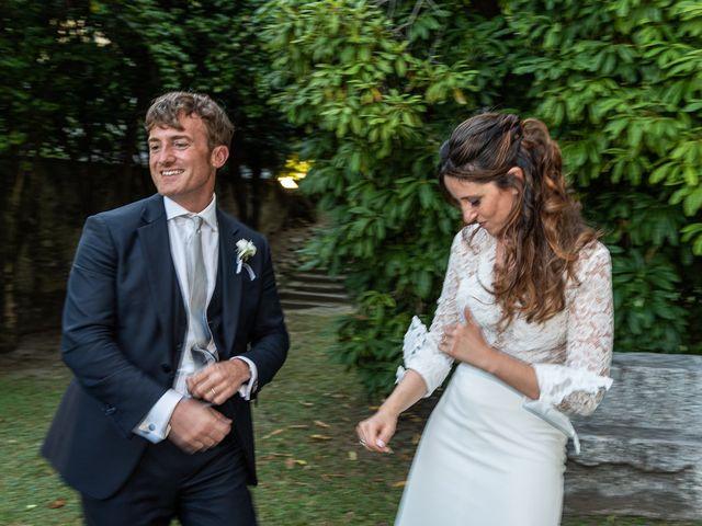 Il matrimonio di Davide e Serena a Domaso, Como 103