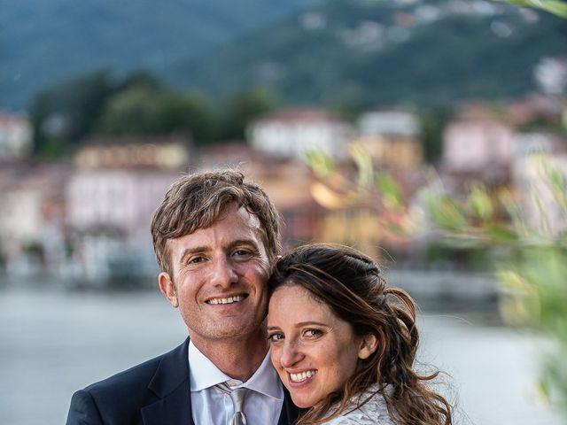 Il matrimonio di Davide e Serena a Domaso, Como 109