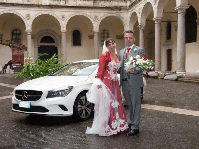 Le nozze di Massimo e Debora