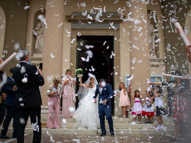 Il matrimonio di Stefano  e Chiara  a Arona, Novara 1