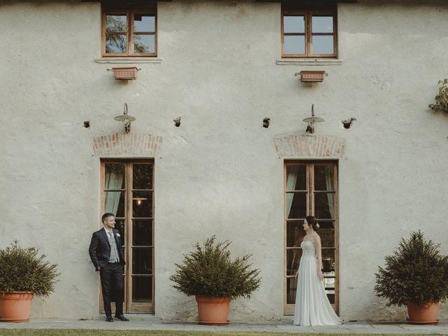Il matrimonio di Simone e Michela a Varese, Varese 37