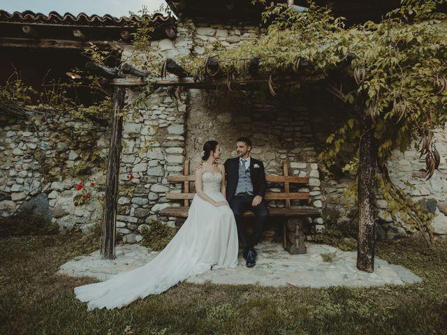 Il matrimonio di Simone e Michela a Varese, Varese 39