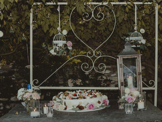 Il matrimonio di Simone e Michela a Varese, Varese 50