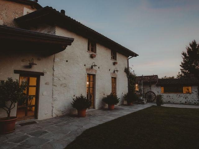 Il matrimonio di Simone e Michela a Varese, Varese 55