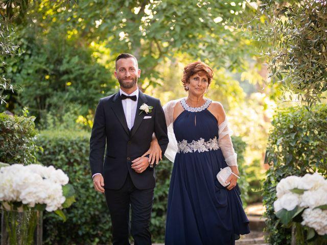 Il matrimonio di Alessia e Mirko a Roma, Roma 11
