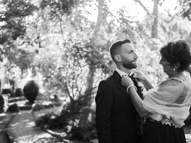 Il matrimonio di Alessia e Mirko a Roma, Roma 12