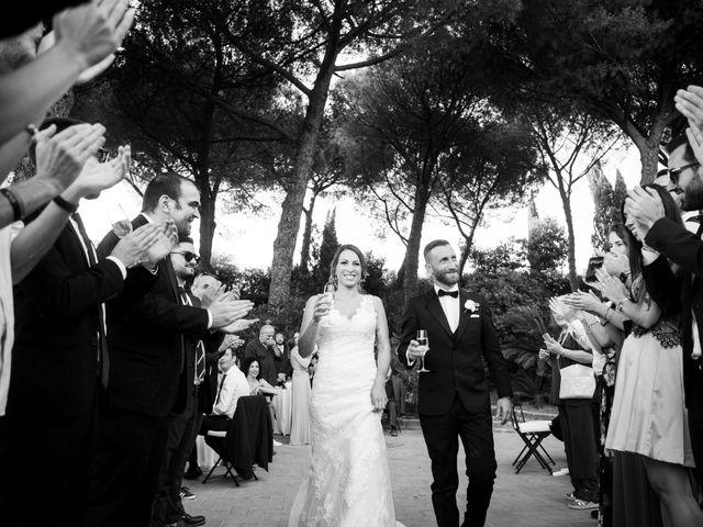 Il matrimonio di Alessia e Mirko a Roma, Roma 25