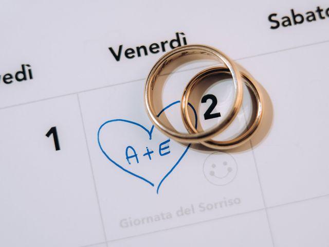 Il matrimonio di Andrea e Erika a Garbagnate Milanese, Milano 1