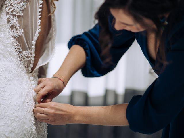 Il matrimonio di Andrea e Erika a Garbagnate Milanese, Milano 5