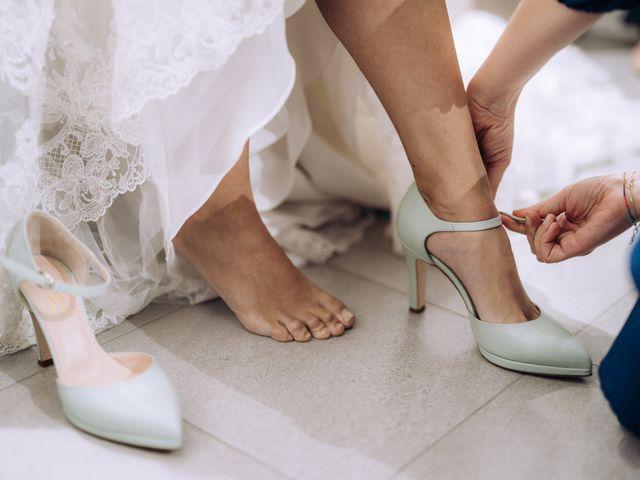 Il matrimonio di Andrea e Erika a Garbagnate Milanese, Milano 10