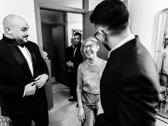 Il matrimonio di Andrea e Erika a Garbagnate Milanese, Milano 24