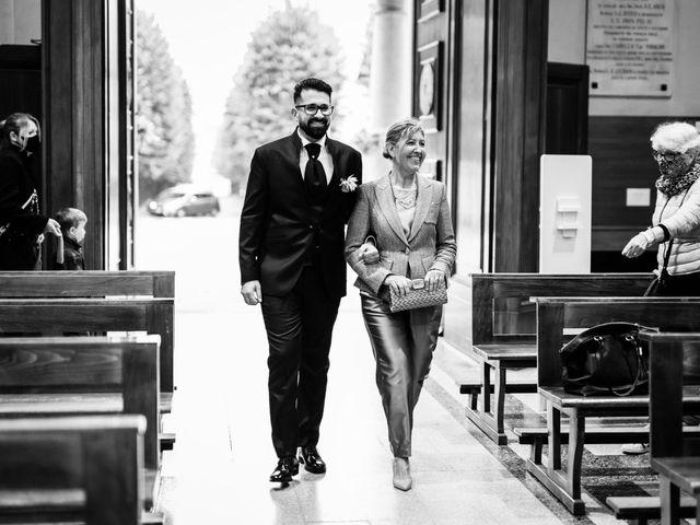 Il matrimonio di Andrea e Erika a Garbagnate Milanese, Milano 26