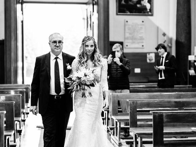 Il matrimonio di Andrea e Erika a Garbagnate Milanese, Milano 32