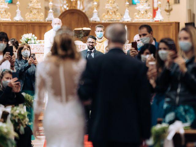 Il matrimonio di Andrea e Erika a Garbagnate Milanese, Milano 33
