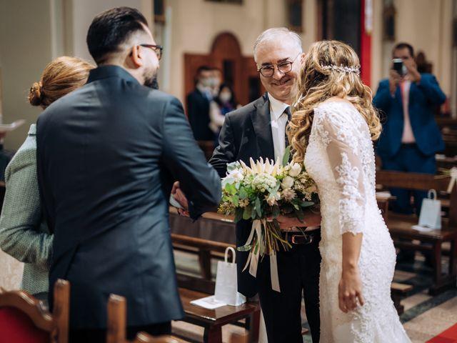 Il matrimonio di Andrea e Erika a Garbagnate Milanese, Milano 35